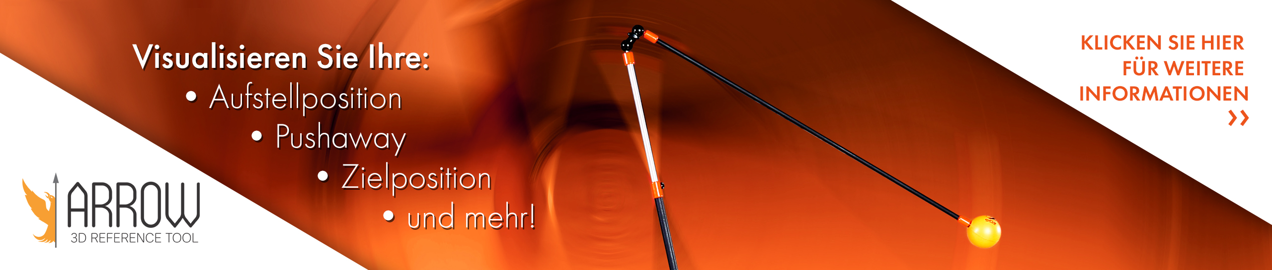 Kegel Arrow 3D Reference Tool