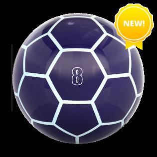 BOWLTECH SOCCER UV URET H.BALL 8 LBS