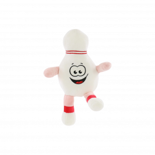 HAPPY BOWLING PLUSH TOY 25CM (EACH)