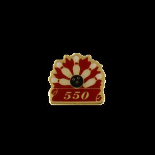 Badge Enamel 550