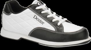 DEXTER GROOVE III WHITE/BLACK