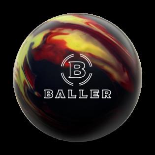 COLUMBIA 300 BALLER - YELLOW/RED/BLACK