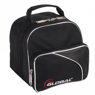 900 GLOBAL 1-BALL ADD-A-BAG BLACK/BLACK