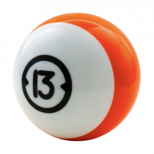 BILLARD HOUSEBALL 13 LBS (GEBOHRT)