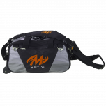 MOTIV BALLISTIX™ 2-BALL TOTE (BLACK/ORANGE)
