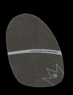 Brunswick SP-10 Grey Felt Replacement Slide Sole