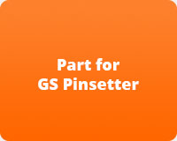 Brunswick GS Pinsetter Parts