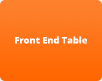 Front End Table - XLi Edge - QubicaAMF